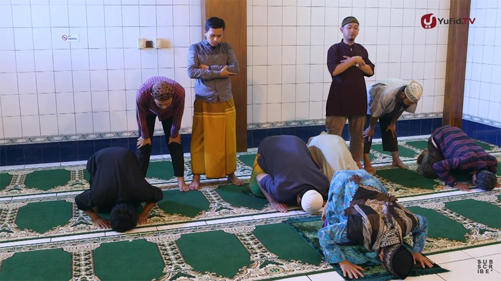 Doa dan Bacaan Sujud Tilawah dalam Sholat